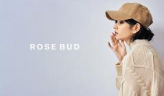 ROSE BUD MORE SALE - MAX 70%OFF -(ローズ バッド)のセールをチェック