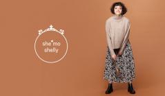 SHE MO SHELLY(シーモシェリー)のセールをチェック