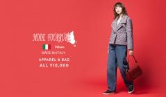 MODE FOURRURE APPAREL & BAG  ALL¥10,000(モードフルーレ)のセールをチェック