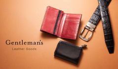 Gentleman's Leather Goodsのセールをチェック