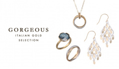 GORGEOUS ITALIAN GOLD SELECTIONのセールをチェック