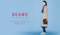 BEAMS WOMEN SHOES&ACCESSORY -FINAL SALE-(ビームス)のセールをチェック