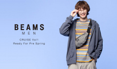BEAMS MEN CRUISE  Vol1- Ready For Pre Spring-(ビームス)のセールをチェック