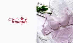 Triumph -天使のブラ/恋するブラ-(トリンプ)のセールをチェック