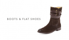 BOOTS & FLAT SHOES COLLECTION(レベル)のセールをチェック