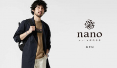 NANO・UNIVERSE MEN(ナノ・ユニバース)のセールをチェック
