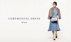 CEREMONY DRESS STYLEのセールをチェック