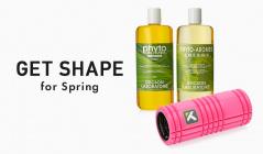 Get shape for Springのセールをチェック