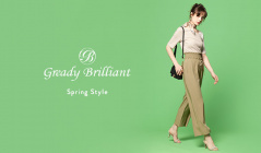 GREADY BRILLIANT -Spring Style-のセールをチェック