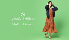 GREADY BRILLIANT -Relax Dress & Outerwear-のセールをチェック