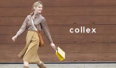 INTERSTAPLE & COLLEX - MAX 75% OFF -(コレックス)のセールをチェック