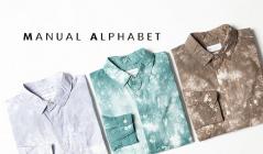 MANUAL ALPHABET(マニュアルアルファベット)のセールをチェック