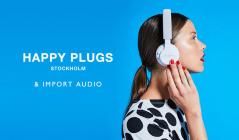 HAPPY PLUGS & IMPORT AUDIOのセールをチェック