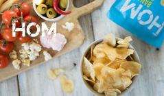 HOM(ホム) -やみつき食感のバナナチップス-のセールをチェック