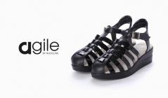 AGILE BY RUCOLINE -履きやすさを追求したイタリアシューズ-のセールをチェック
