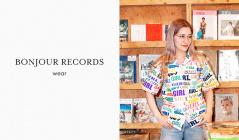 BONJOUR RECORDS -wear-のセールをチェック