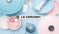 LE CREUSET -PASTEL COLOR COLLECTION(ル・クルーゼ)のセールをチェック