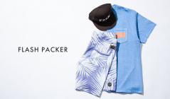 FLASH PACKER(フラッシュパッカー)のセールをチェック