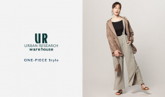 URBAN RESEARCH WAREHOUSE ONE-PIECE & KNIT(アーバンリサーチウエアハウス)のセールをチェック
