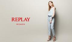 REPLAY WOMEN -MAX 90%OFF-(リプレイ)のセールをチェック