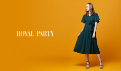 ROYAL PARTY -max 80%OFF-(ロイヤルパーティー)のセールをチェック