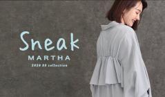 MARTHA・Sneak -MAX68%OFF-(マーサ・スニーク)のセールをチェック