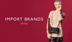 IMPORT BRANDS STYLE(インポートブランドアンドティファナ ブレス)のセールをチェック