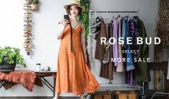 ROSE BUD SELECT - MORE SALE -(ローズ バッド)のセールをチェック