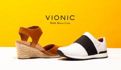VIONIC -足の歪みをまっすぐに補正-(バイオニック)のセールをチェック