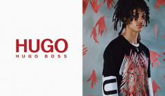 HUGO BOSS MEN  -Polo & Tee-(ヒューゴ・ボス)のセールをチェック