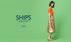 SHIPS OUTLET WOMEN -TOPS-(シップス)のセールをチェック