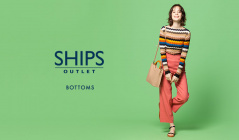 SHIPS OUTLET WOMEN -BOTTOMS & Accessories-(シップス)のセールをチェック