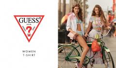 GUESS WOMEN -T-shirt -(ゲス)のセールをチェック