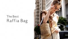 The Best Raffia Bag -最旬カゴBAG-のセールをチェック