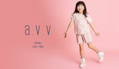 a.v.v Kids   -FINAL SALE Vol.1 Size140-160-(アーヴェーヴェーキッズ)のセールをチェック