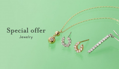Special sale: Premium Jewelriesのセールをチェック