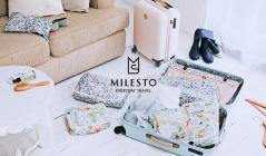 MILESTO  travel goodsのセールをチェック