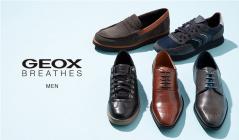 GEOX MEN -通気性抜群 究極の呼吸する靴-(ジェオックス)のセールをチェック