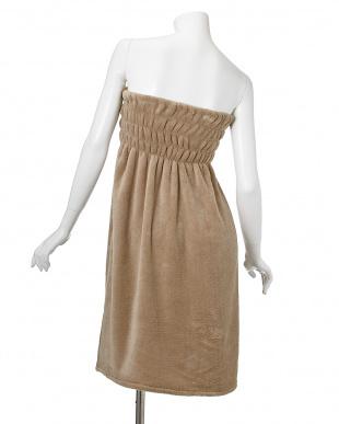 マイクロファイバーバスドレスを見る