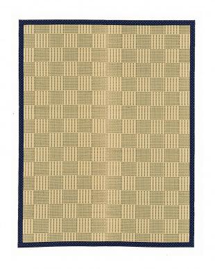 宇治 国産い草&炭パイプ交織カーペット 174×174cmを見る