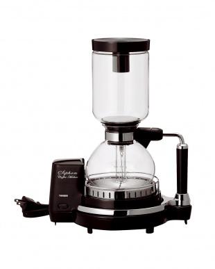 ブラウン サイフォン式コーヒーメーカーを見る