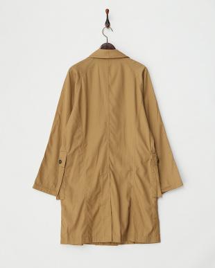 ベージュ lamond tencel chester coatを見る