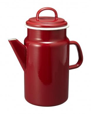 レッド dexam コーヒーポットを見る
