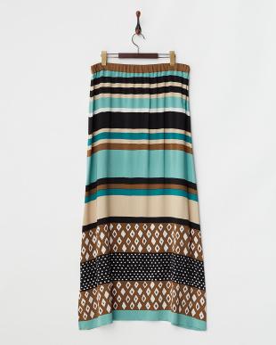 079 CAMEL BEIGE CETRA Skirtを見る