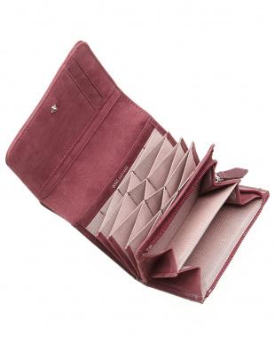 ボルドー 2つ折りハニーセル財布を見る