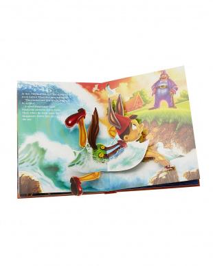 ポップアップ洋書絵本「Pinocchio」を見る