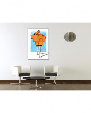 Orange Box Overload 60.9×40.6cm見る
