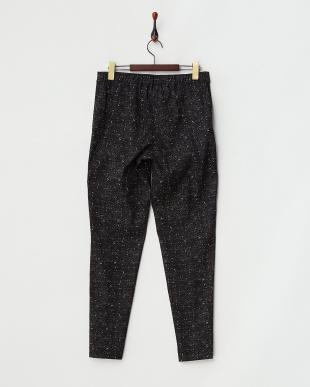 BLACK ブラック  RIBES Long pants・レギンスパンツ見る