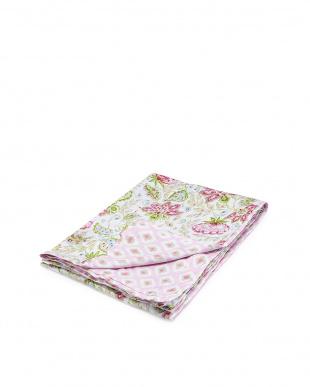 ピンク Ikat 掛け布団カバー SLサイズを見る