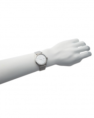 シルバーカラー×グリーン×シルバーカラー T-1605SS 腕時計 A見る